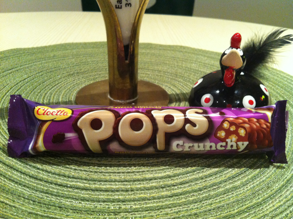 Cloetta Pops Crunchy