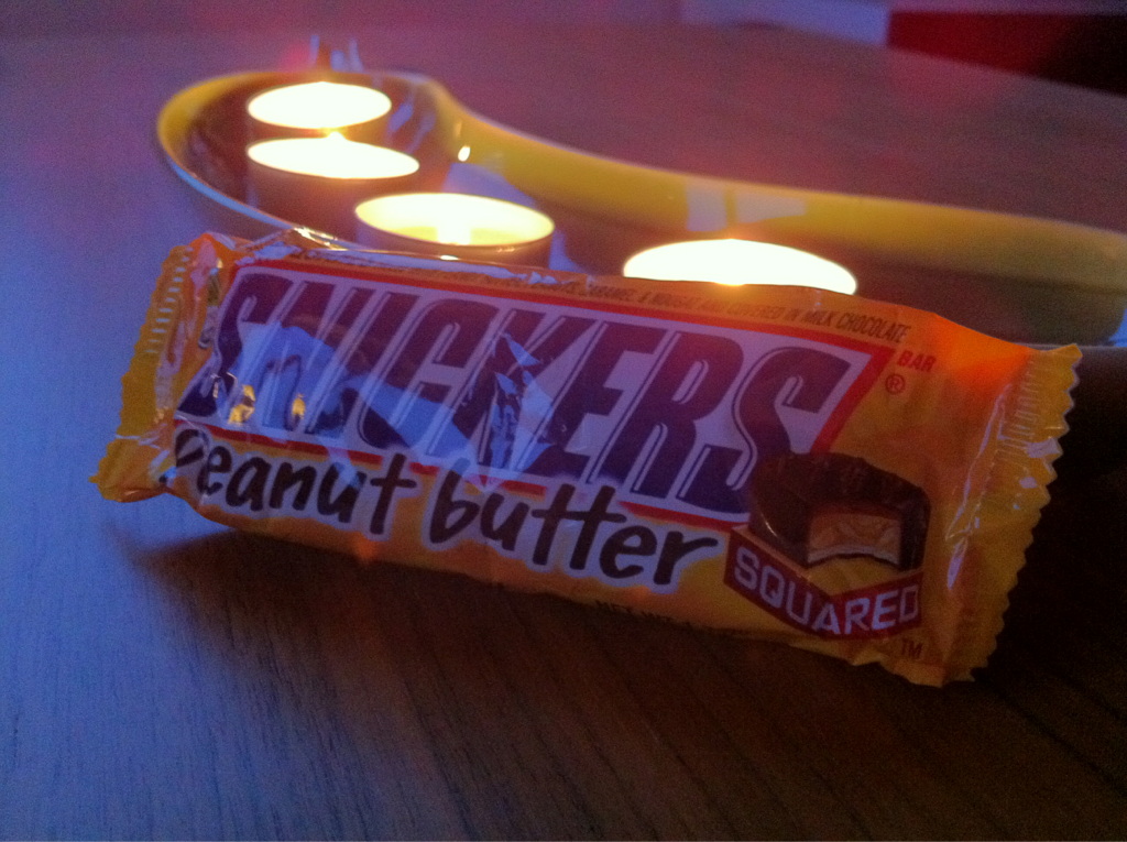 Snickers Peanut Butter Squared
