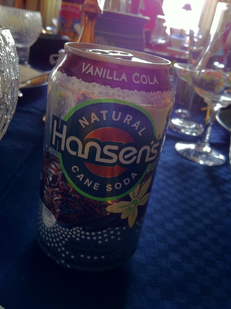 Hansen's Vanilla Cola