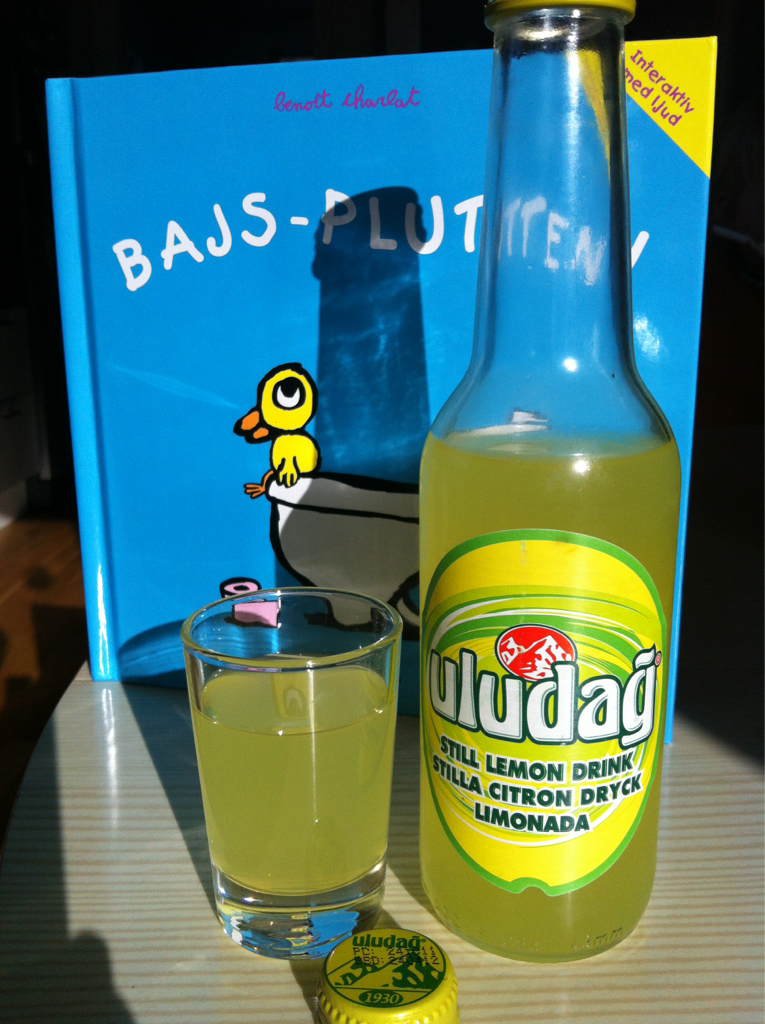 Uludag Still Lemon Drink