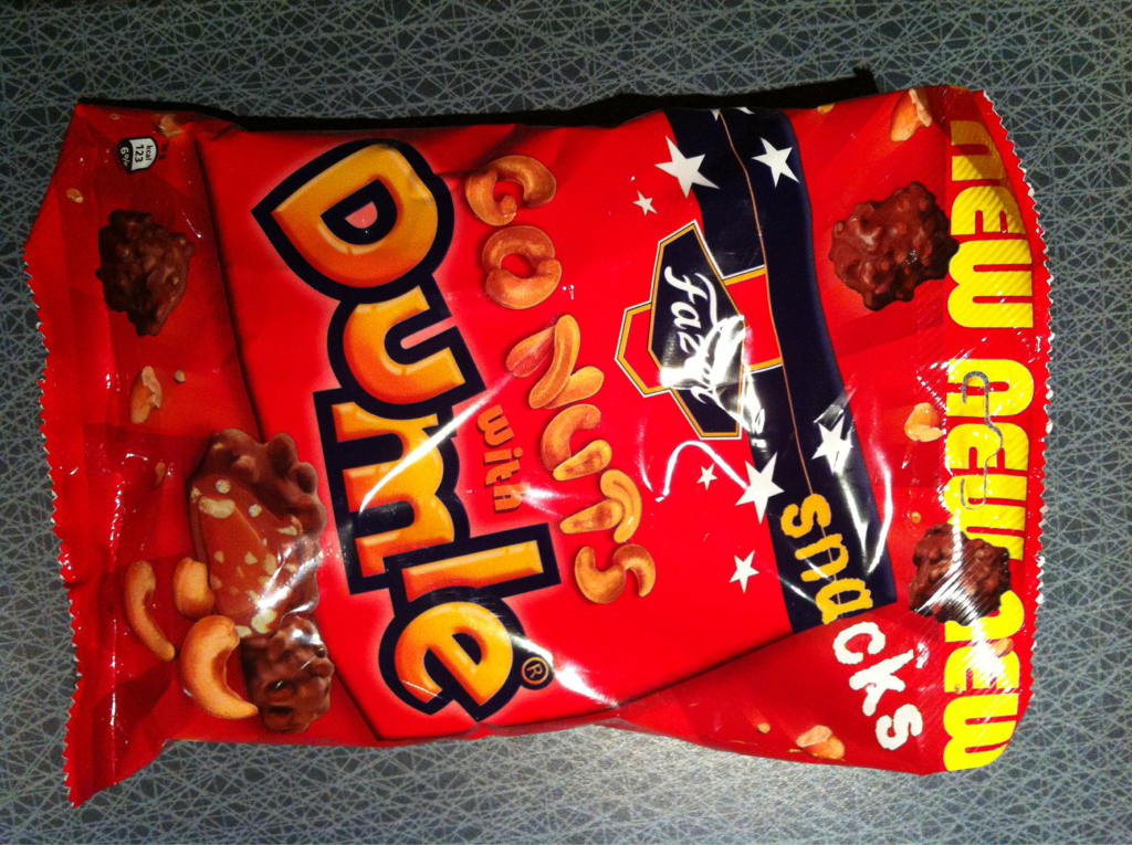 Dumle Snacks Go Nuts