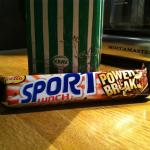 Cloetta Sport Lunch Power Break