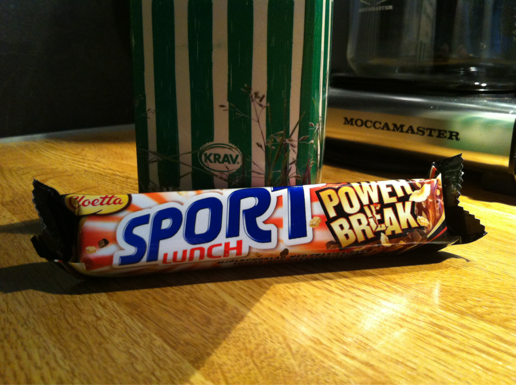 Cloetta Sport Lunch Power Break