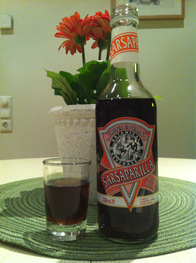 James Edwards Sarsaparilla Root Beer