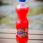 Fanta Strawberry and Kiwi