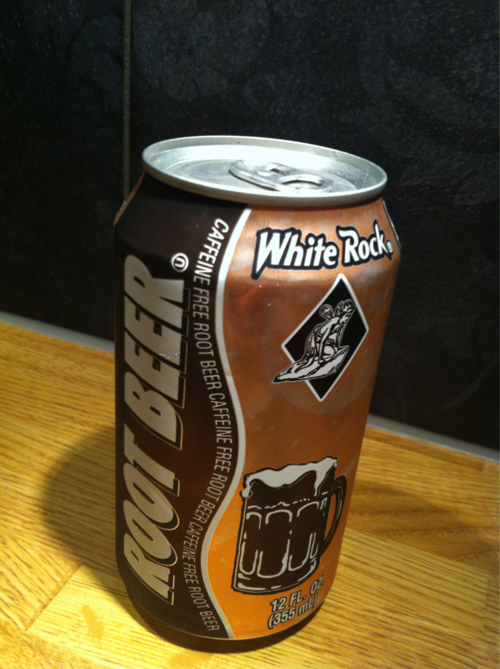White Rock Root Beer