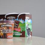 Ben & Jerry's Core Dough-ble Whammy