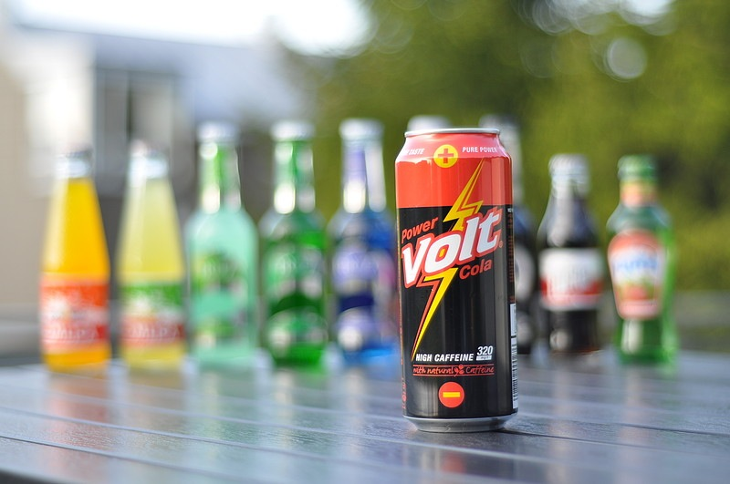 Power Volt Cola