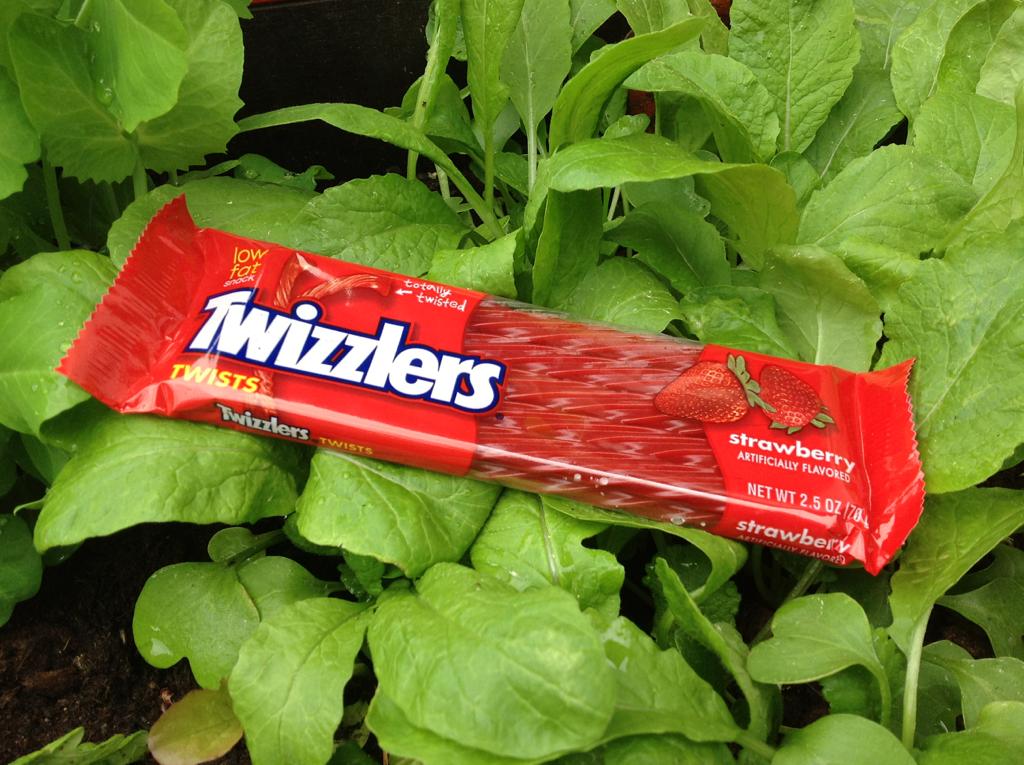 Twizzlers jordgubb