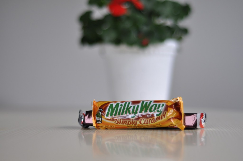 MilkyWay Simply Caramel}