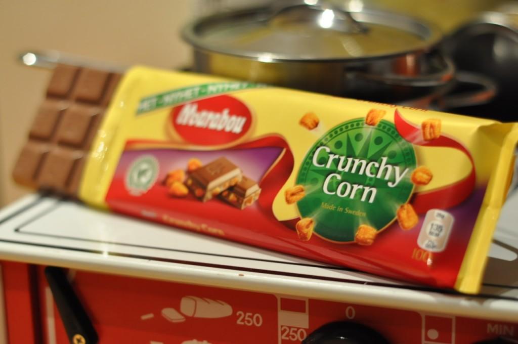 Marabou Crunchy Corn
