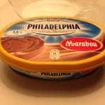 Philadelphia med Marabou mjölkchoklad