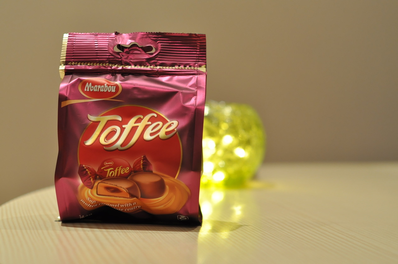 Marabou Toffee