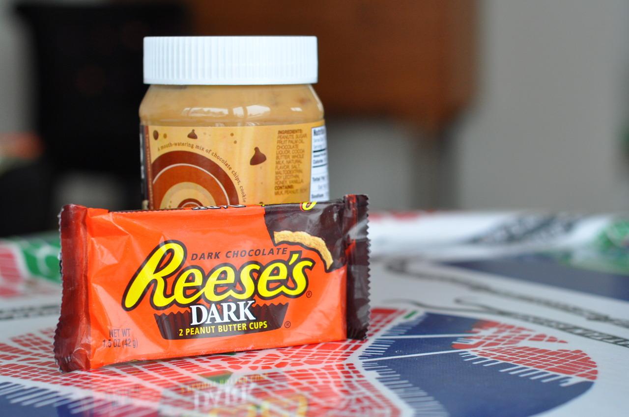 Reese's Dark Peanut Butter Cups
