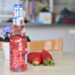 Ramune Strawberry Flavor