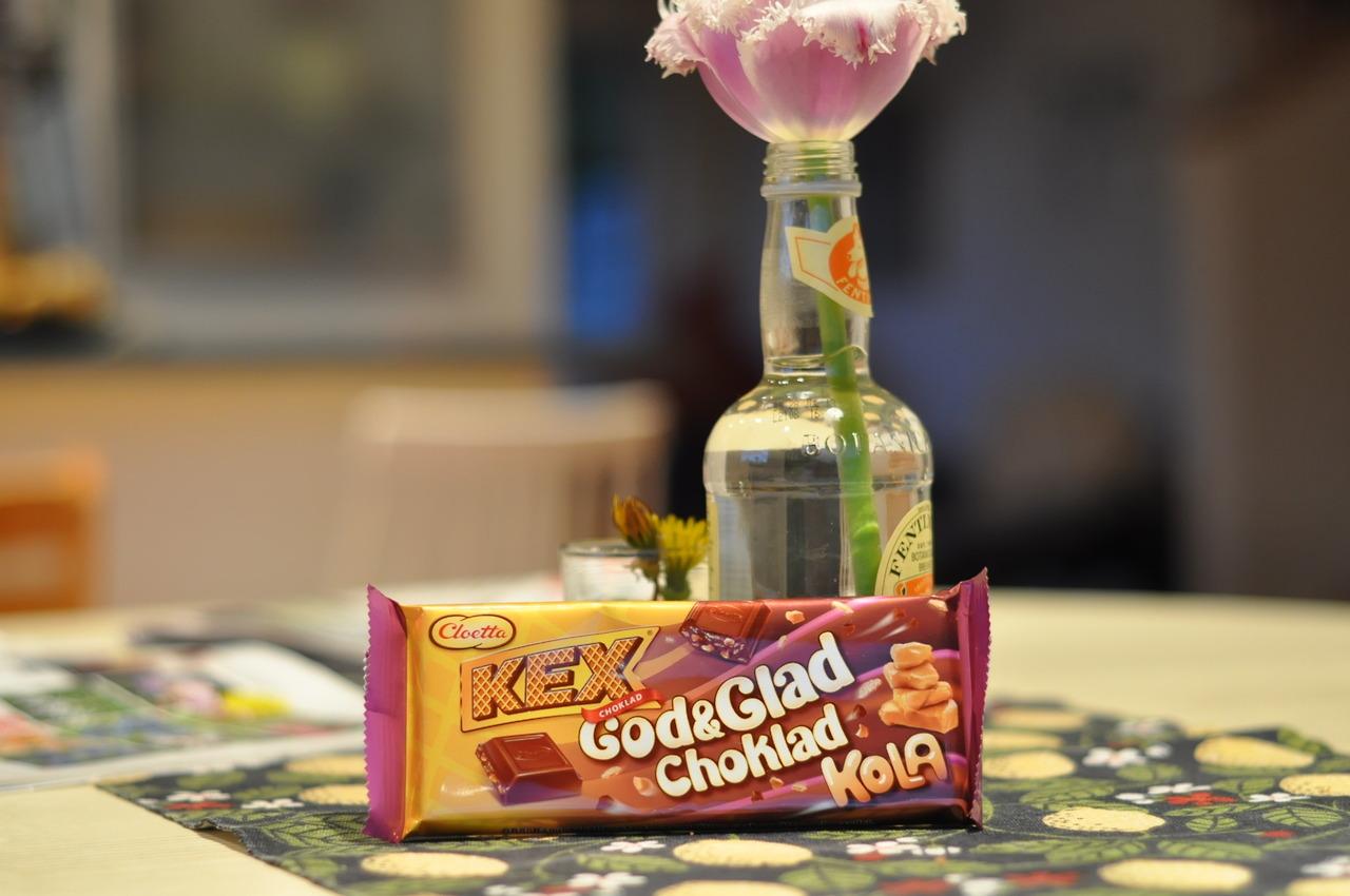 Kexchoklad God&Glad Choklad Kola