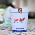 Hansens Flødeis 6 Chokolade Karamel
