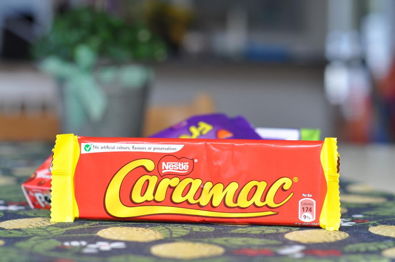 Nestlé Caramac