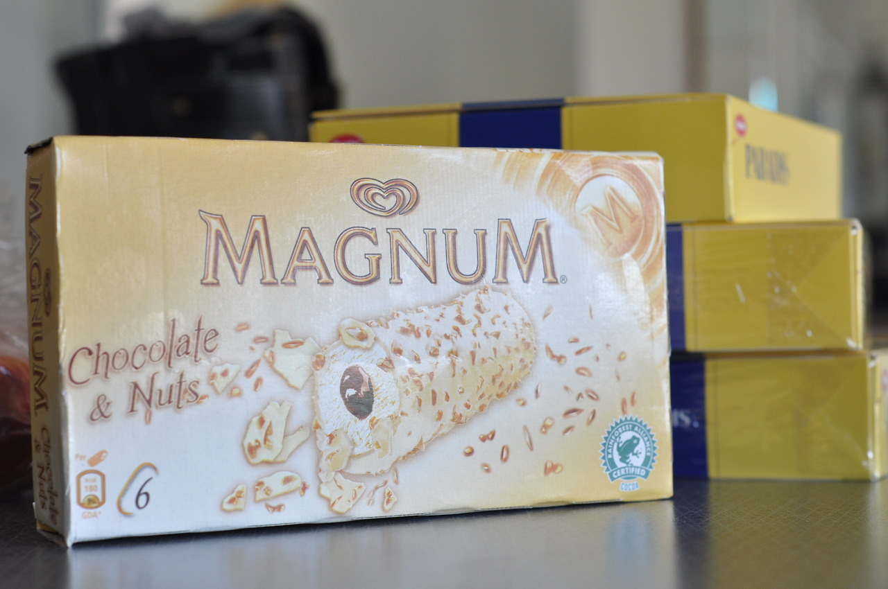 Magnum Chocolate & Nuts