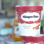Häagen-Dazs dulce de leche