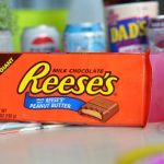 Giant Reese's Milk Chocolate Filled With Reese's Peanut Butter