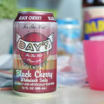 Day's Black Cherry Wishniack Soda