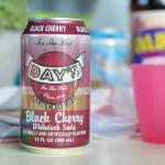 Day's Black Cherry Wishniack Soda