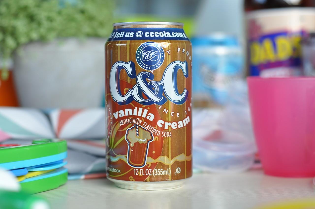 C&C Vanilla Cream