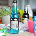 Jones Blue Bubblegum Soda