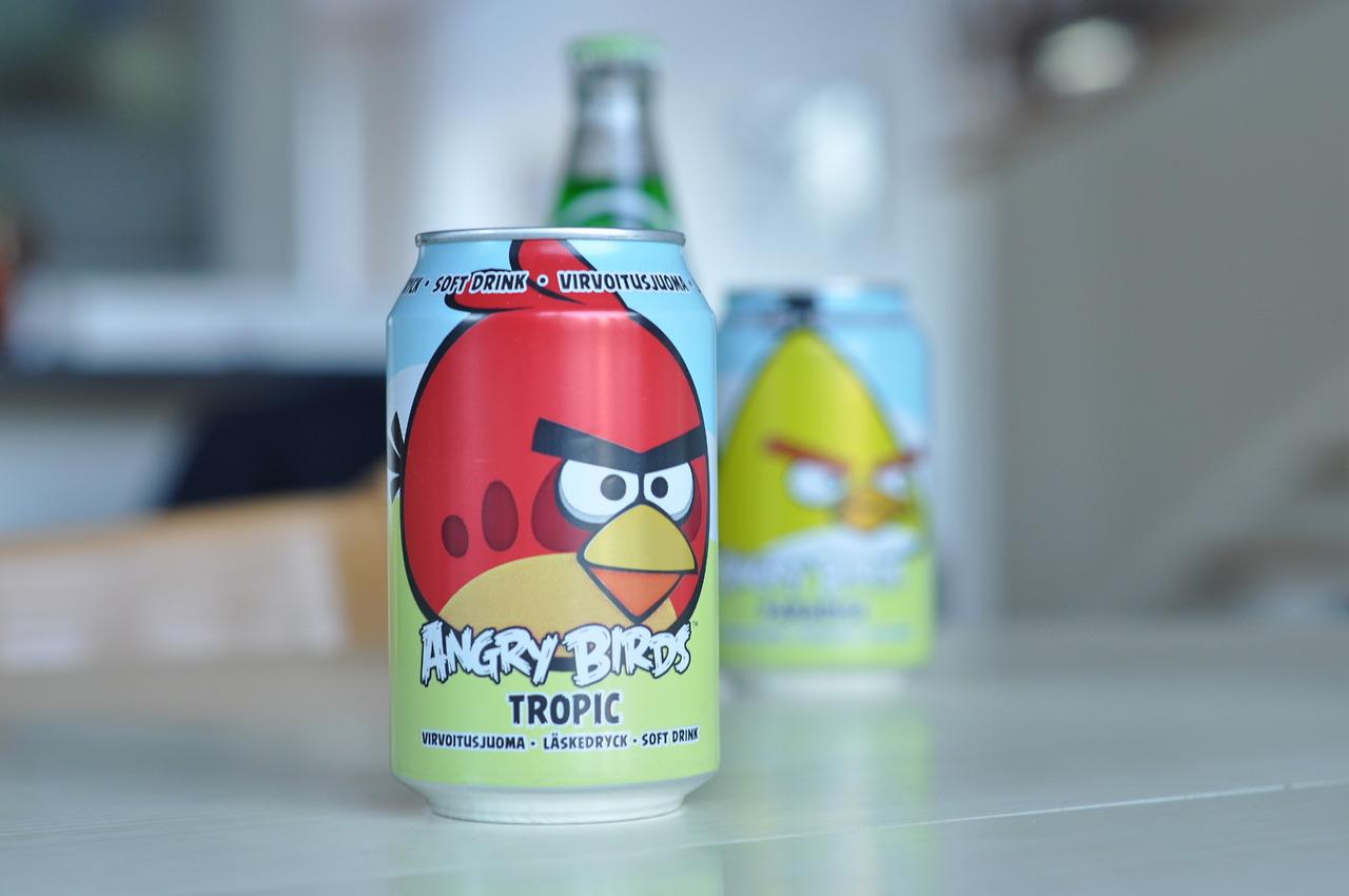 Angry Birds Tropic