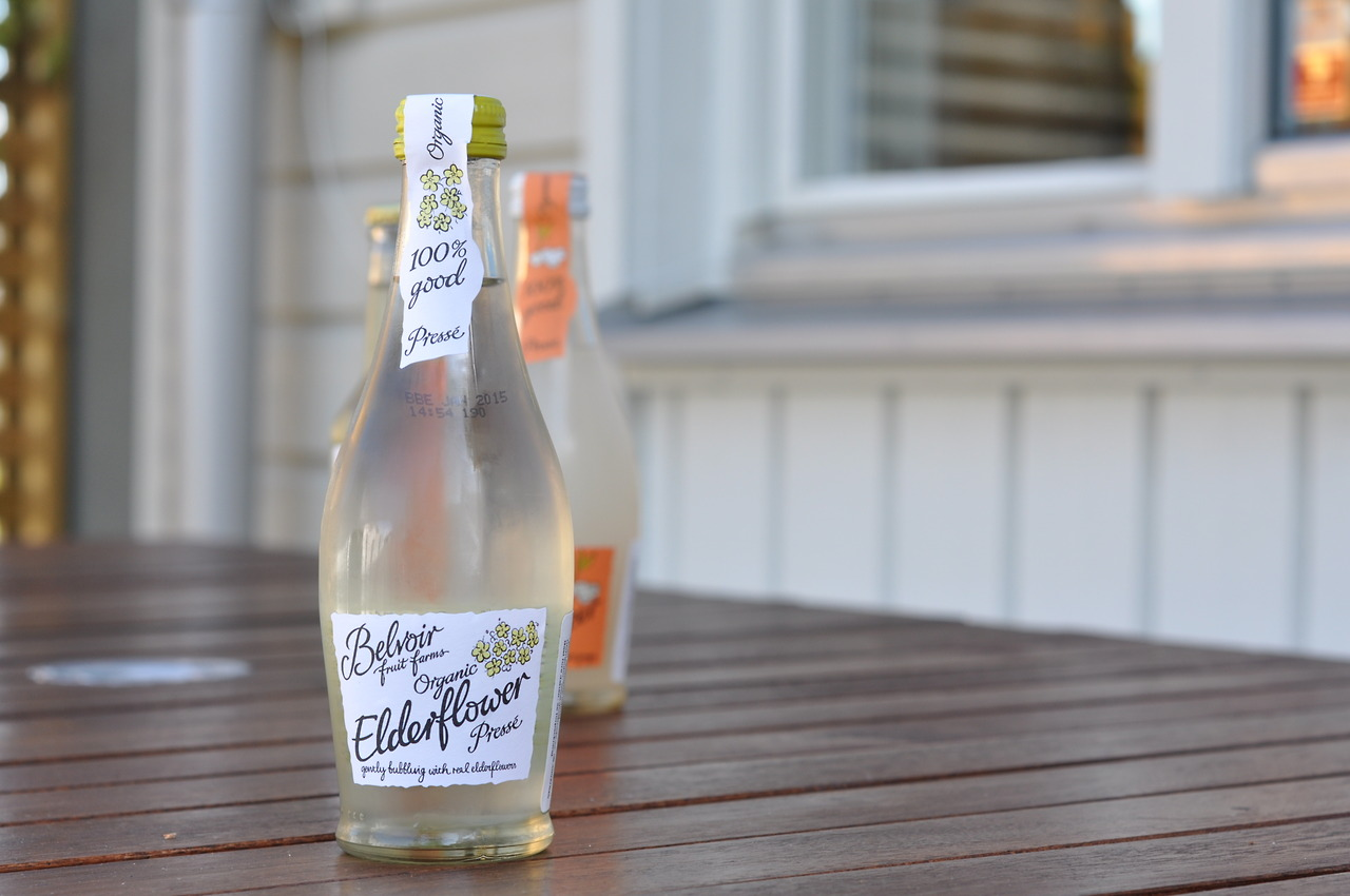 Belvoir Organic Elderflower Pressé