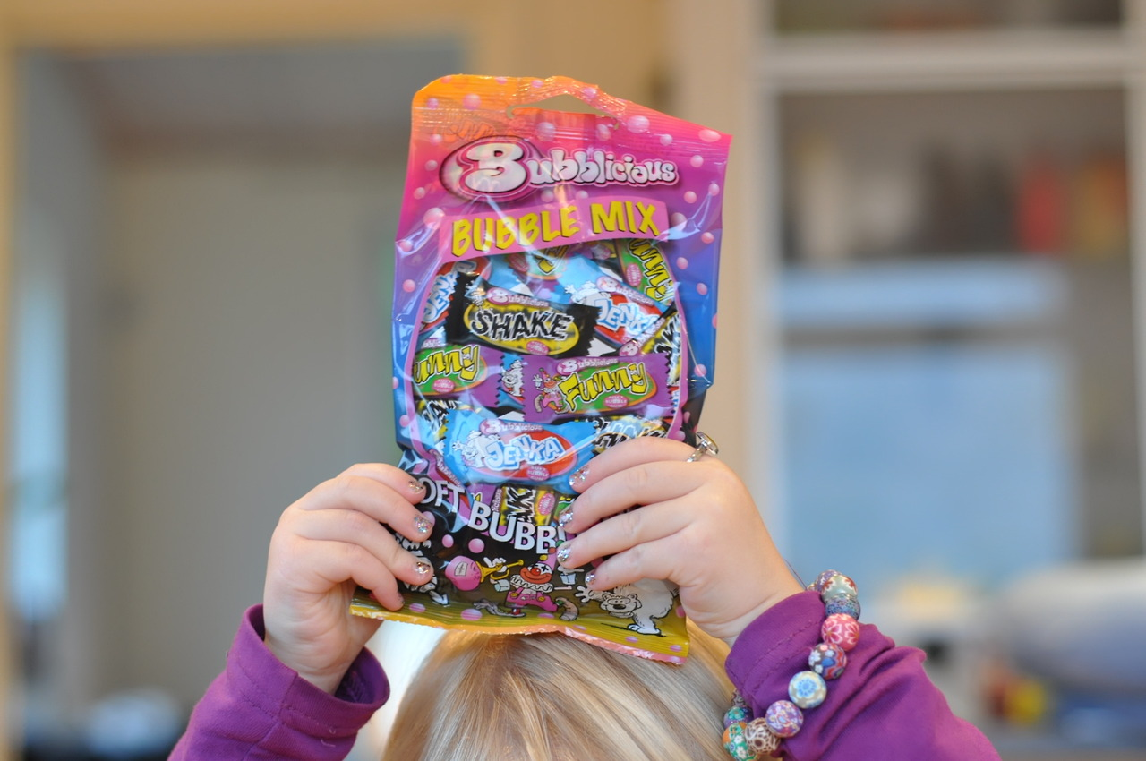 Bubblicious Bubble Mix