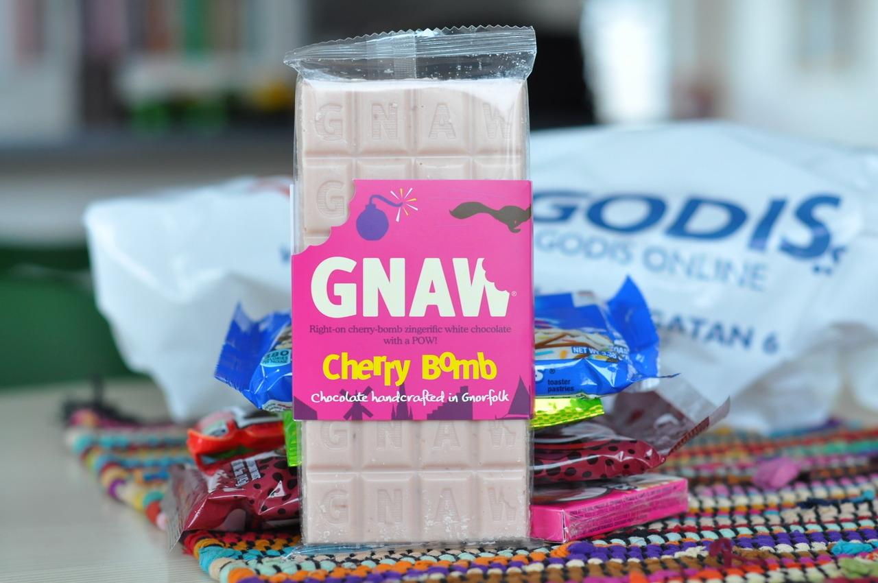 Gnaw Cherry Bomb