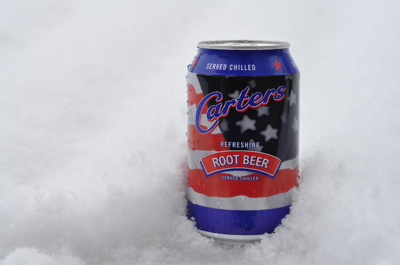 Carters Root Beer