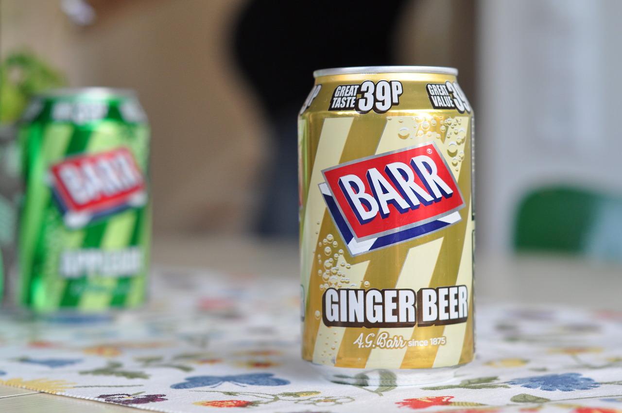 Barr Ginger Beer