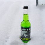 Jones Green Apple Flavour Soda