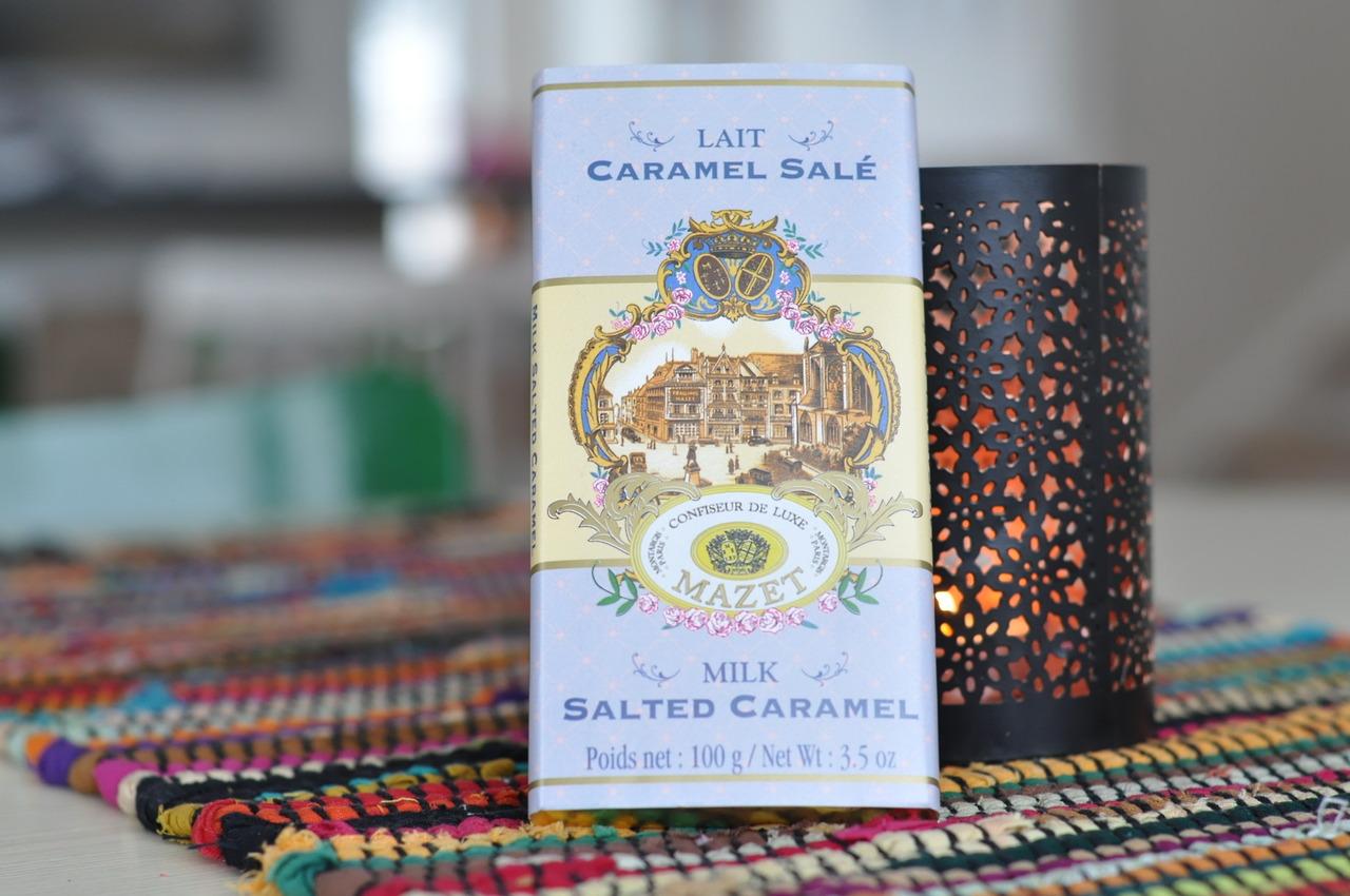 Mazet Milk Salted Caramel