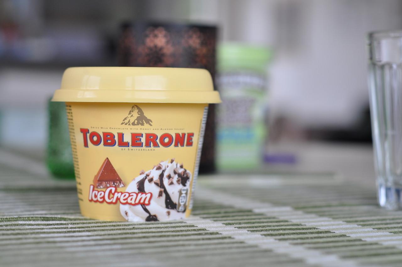 Toblerone IceCream