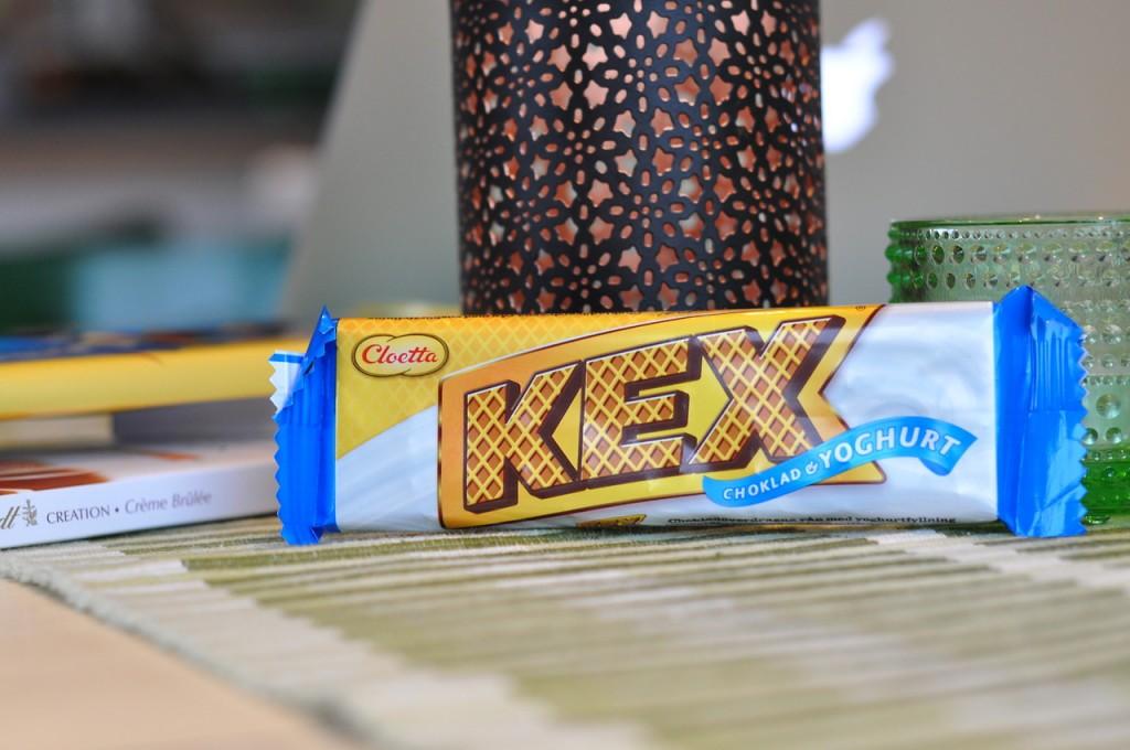 Kexchoklad & Yoghurt