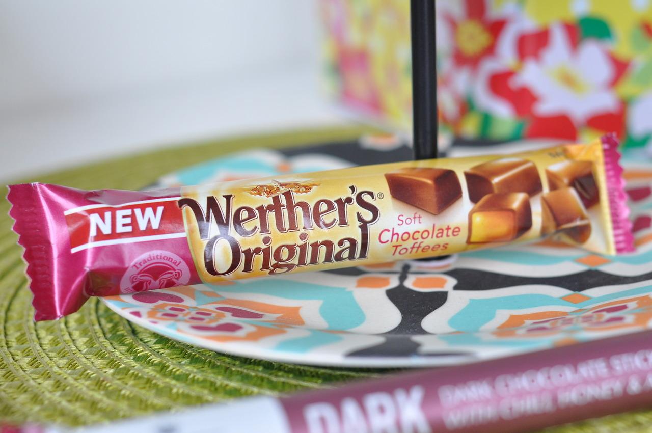 Werther's Original Soft Chocolate Toffees
