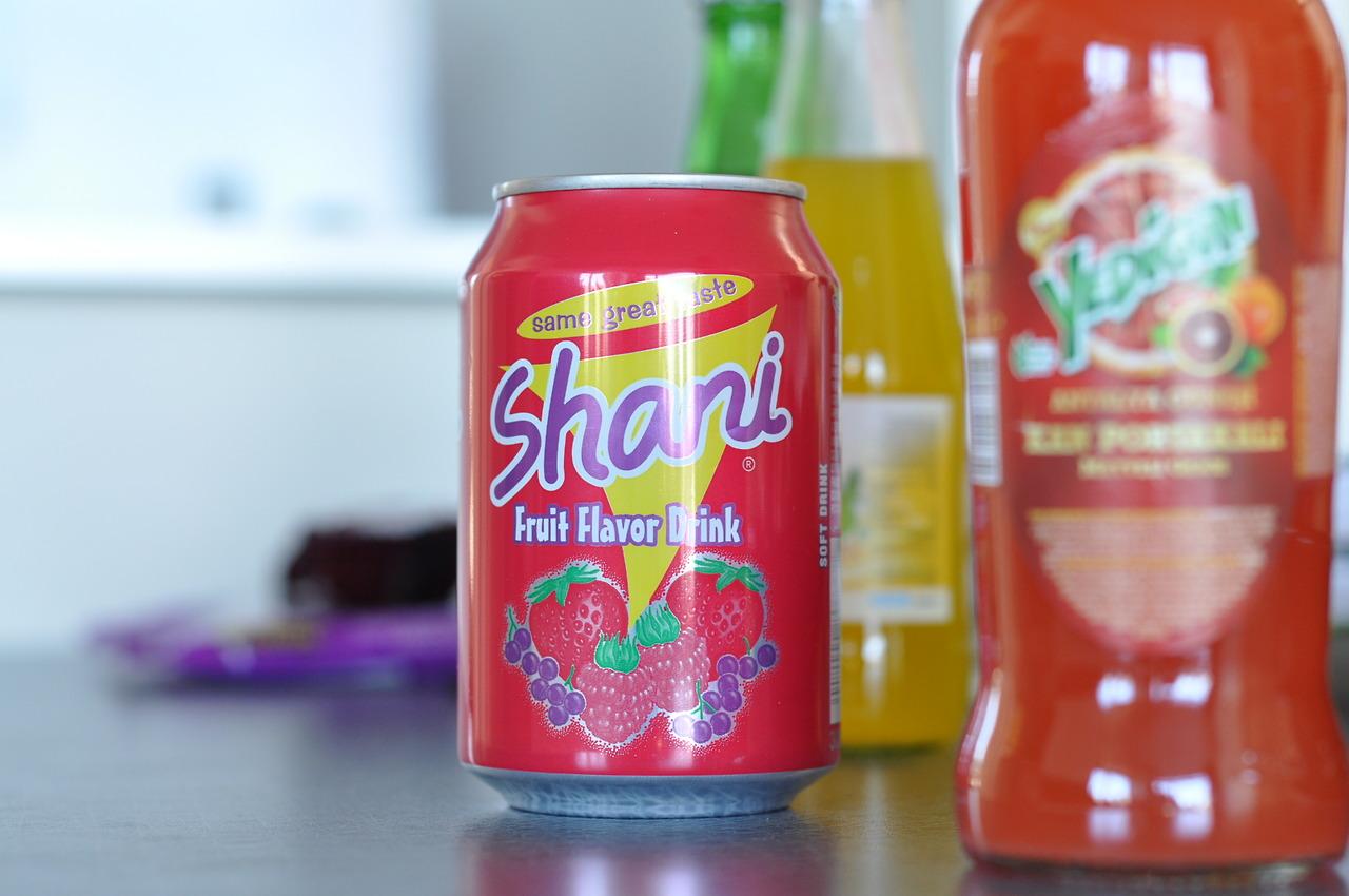 Shani Fruit Flavor Drink