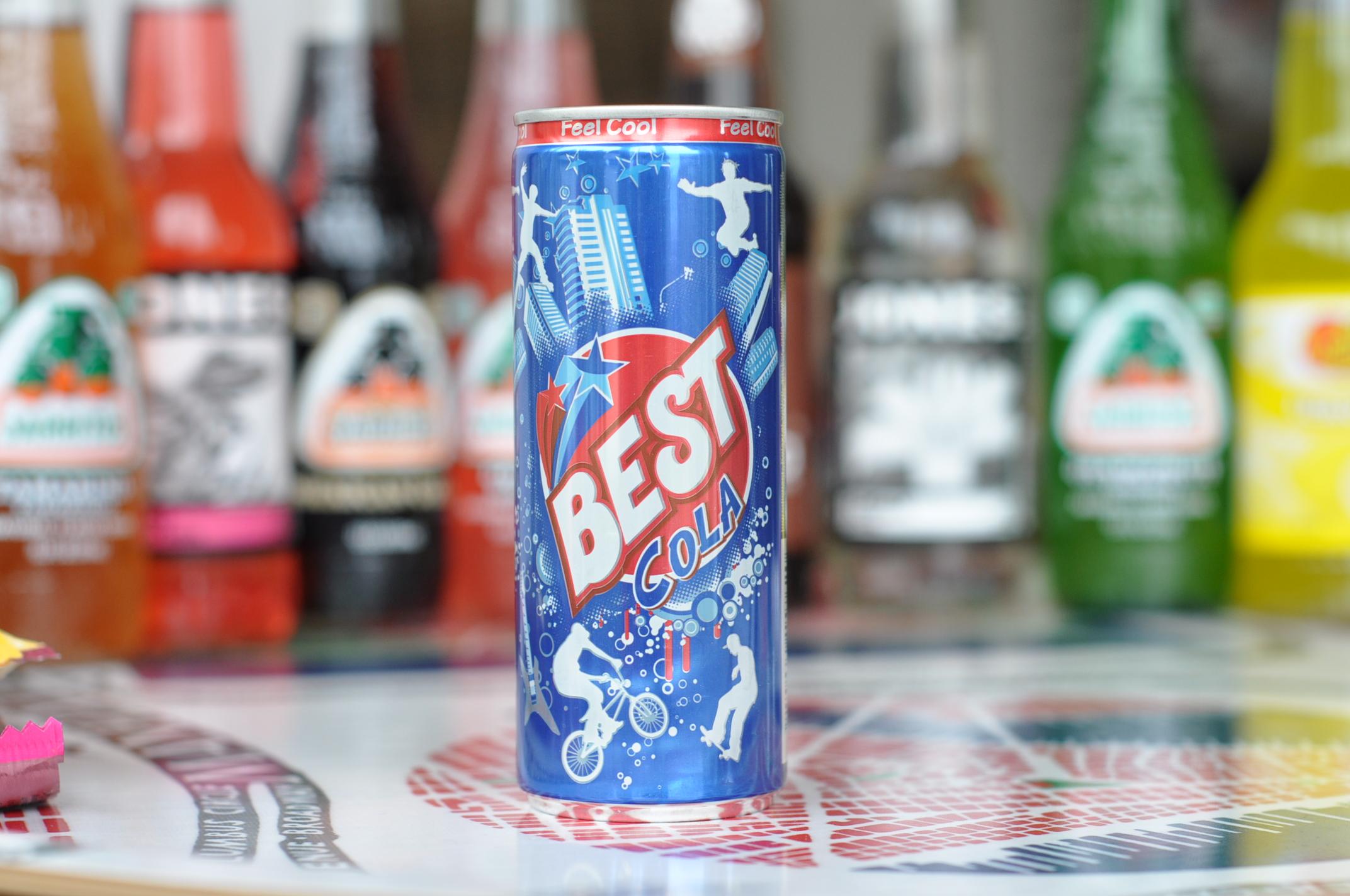 Best Cola