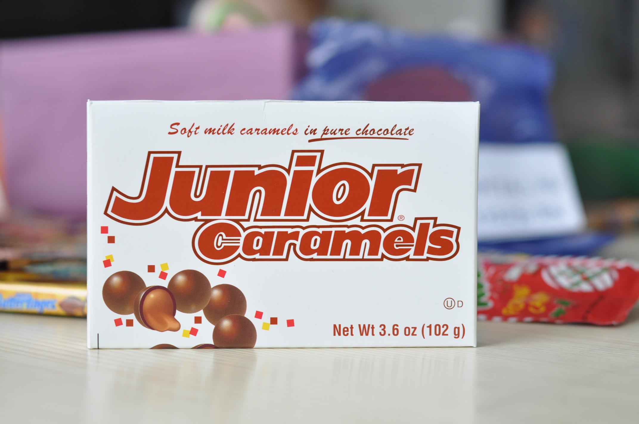 Junior Caramels