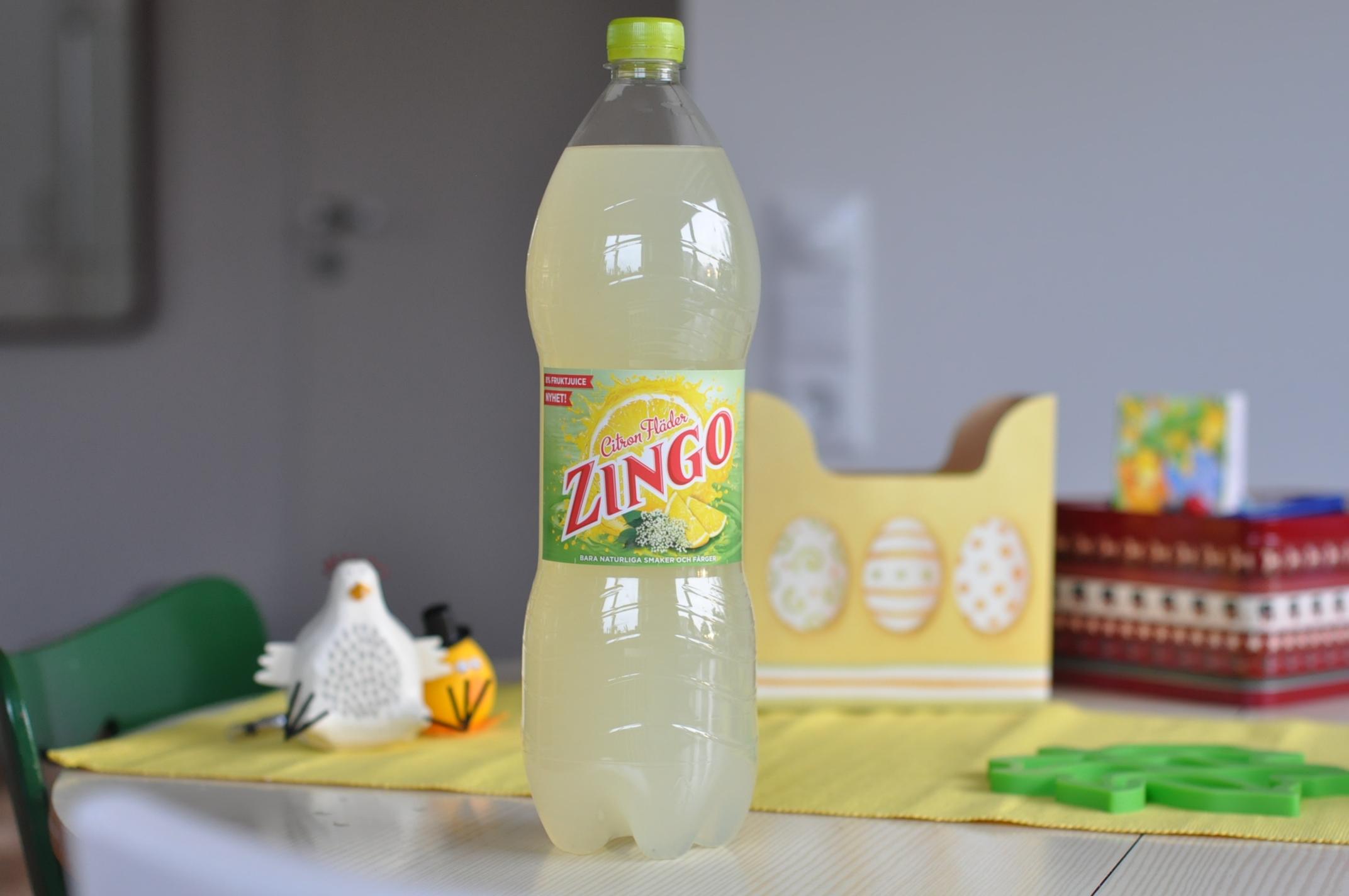 Zingo Citron Fläder