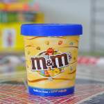 M&M's Minis Vanilla Ice Cream