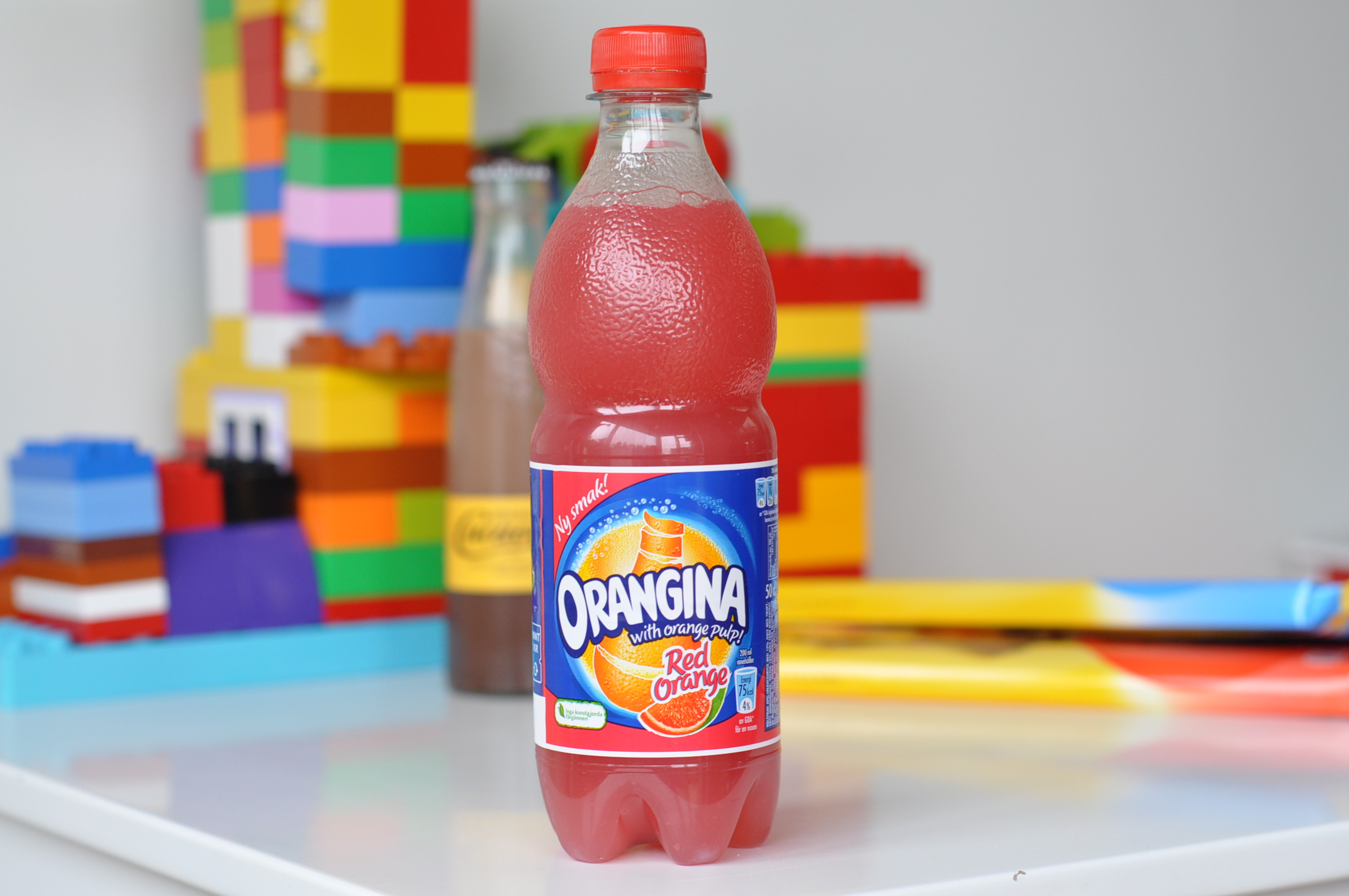 Orangina Red