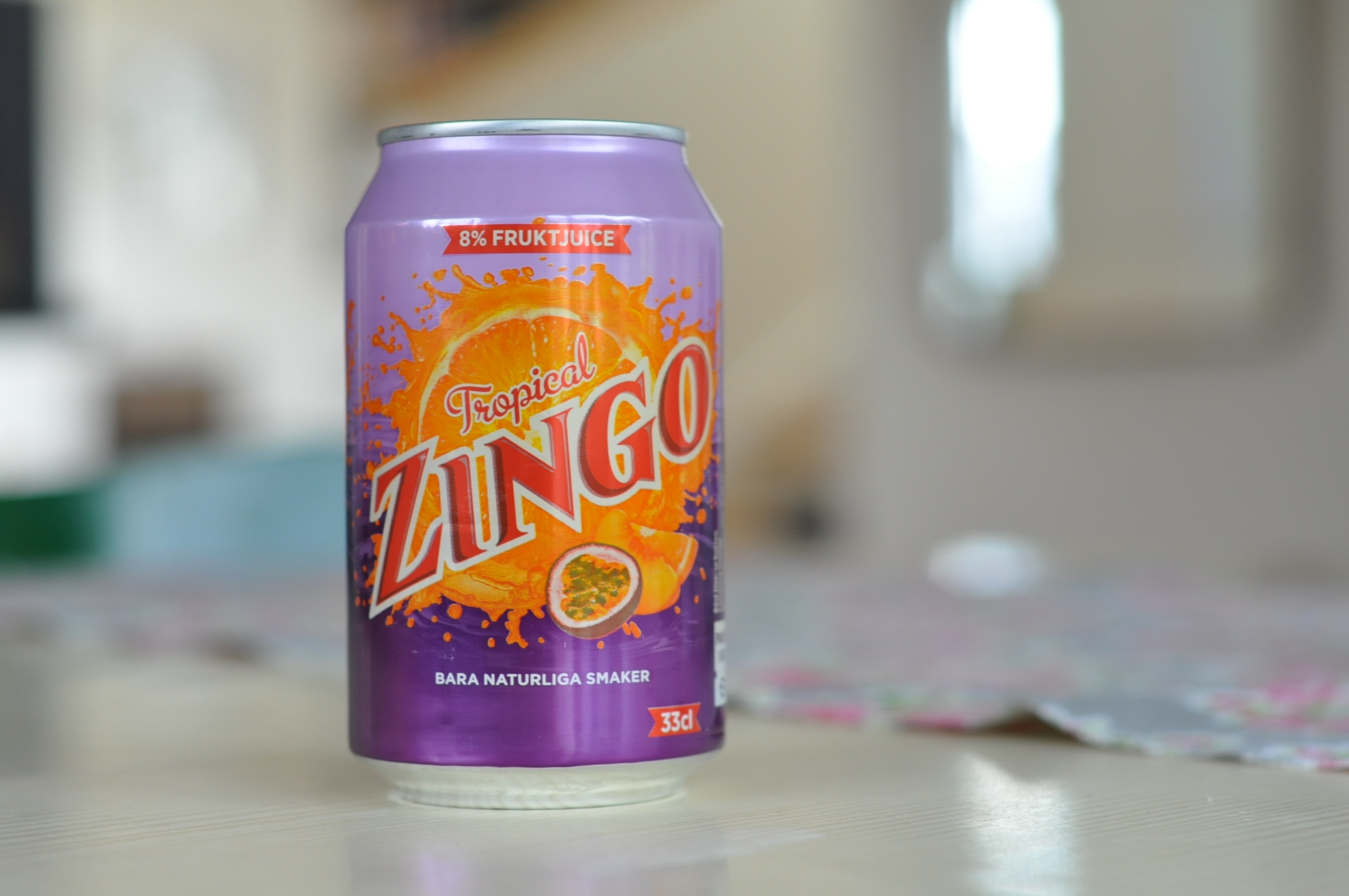 Zingo Tropical