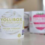Yollibox Soft Creamy Vanilla Frozen Yoghurt