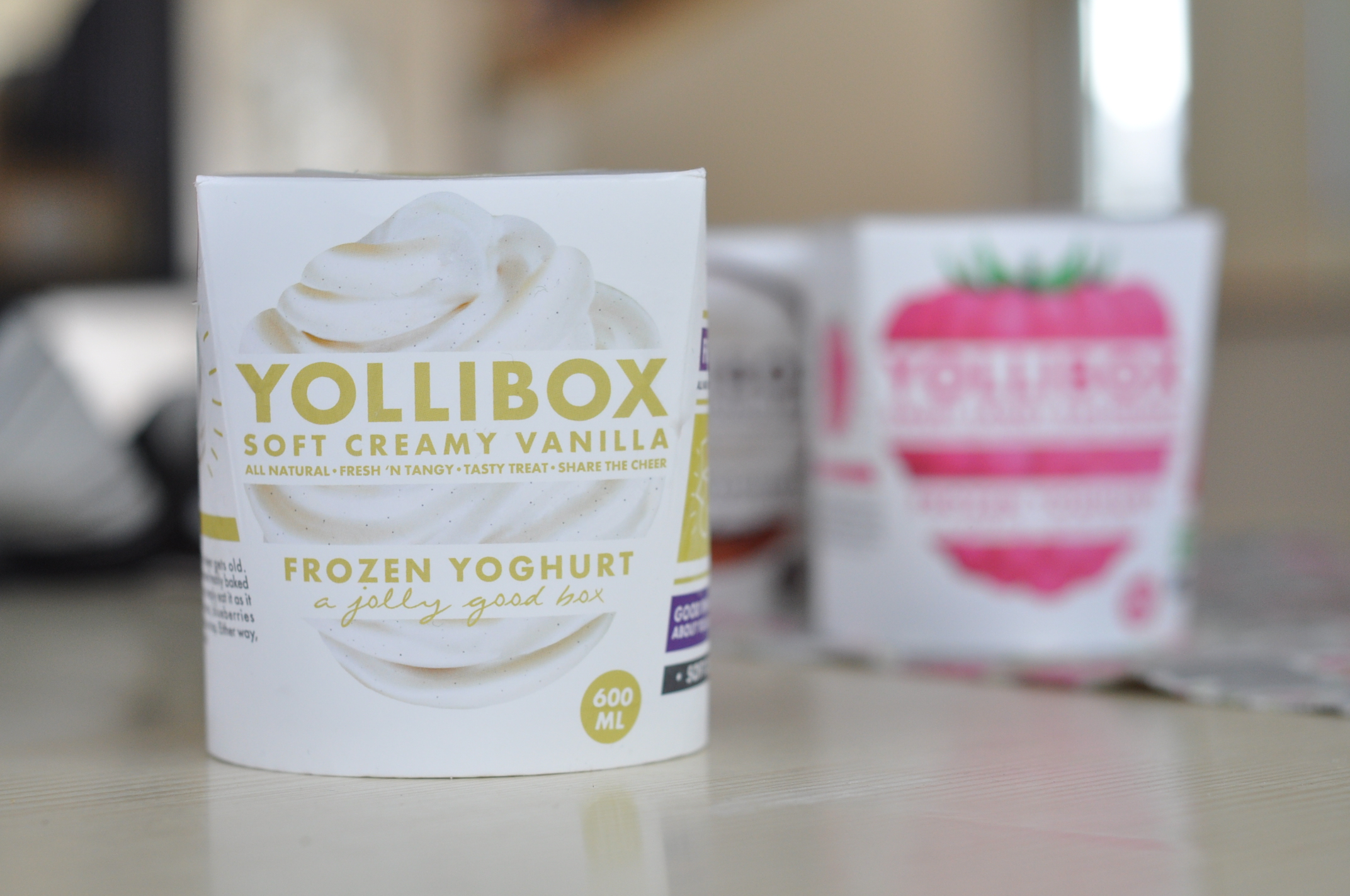 Yollibox Soft Creamy Vanilla