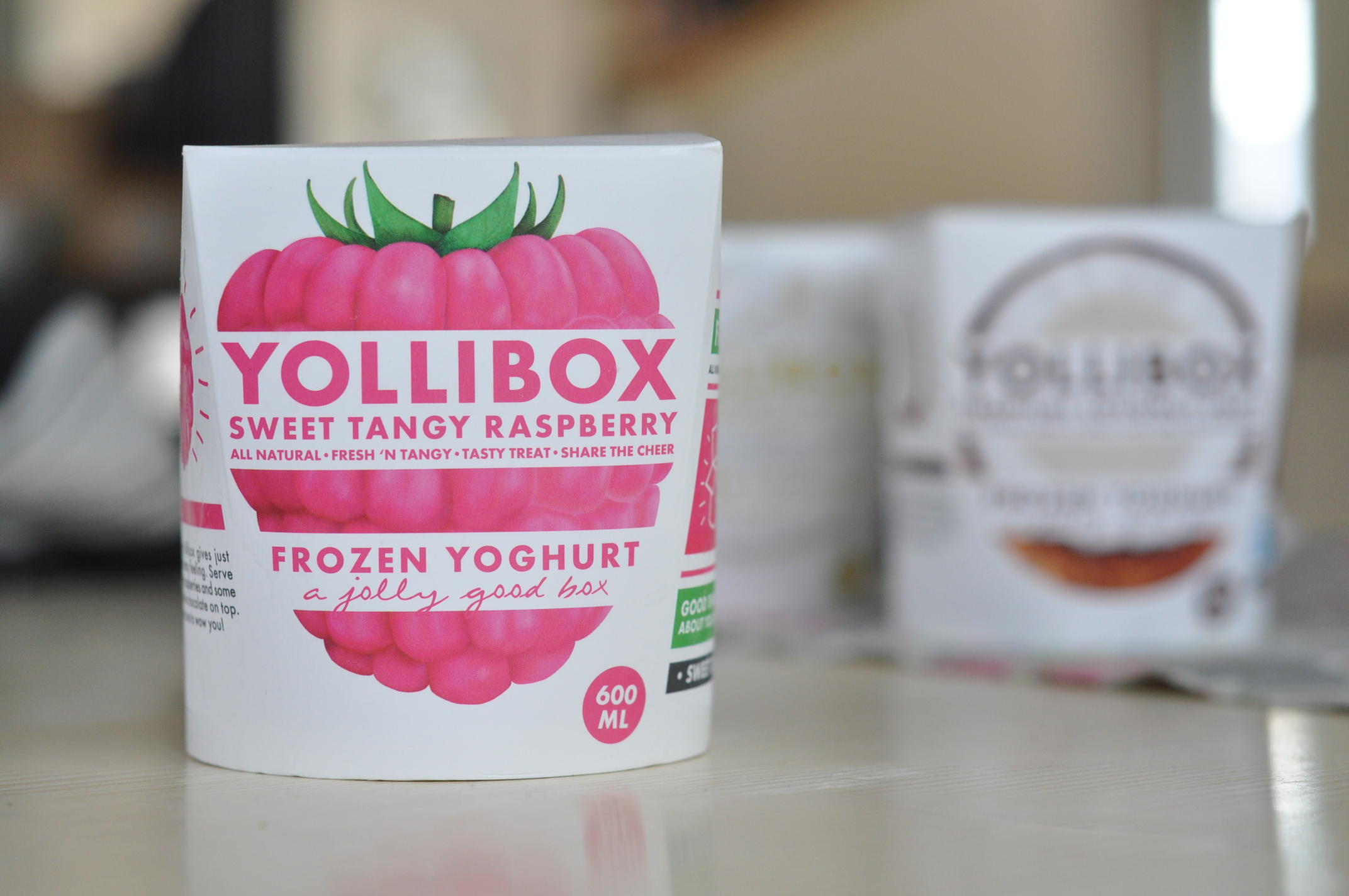 Yollibox Sweet Tangy Raspberry